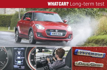Used Suzuki Swift Hybrid (17-present) long term test review