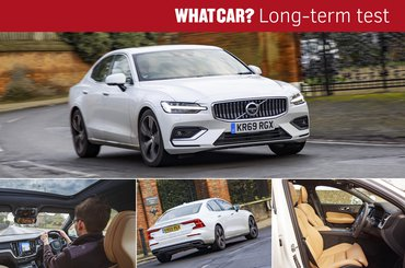 Volvo S60 long-term review lead