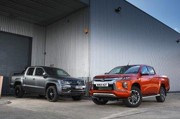 Mitsubishi L200 vs Volkswagen Amarok
