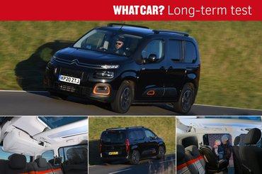 Citroën Berlingo compilation image