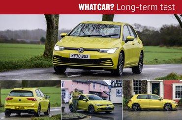 Volkswagen Golf long-term header image