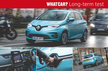 Renault Zoe long-term header