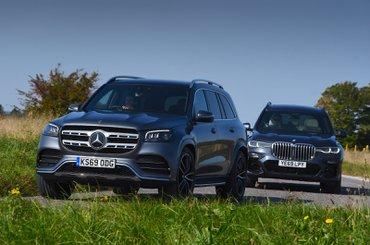 BMW X7 vs Mercedes GLS
