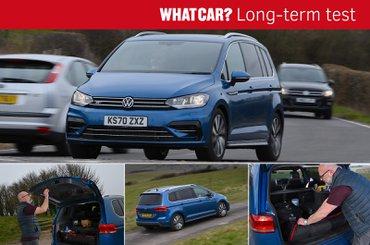 Volkswagen Touran long-term test