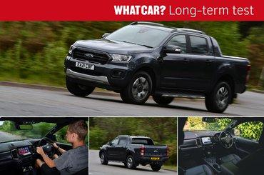 Ford Ranger long-term test compilation