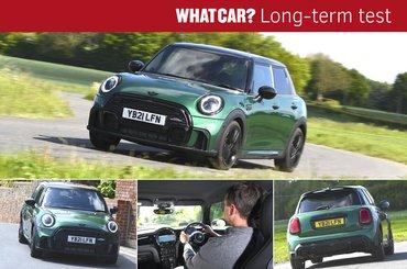 Mini Hatchback Cooper Sport long term header