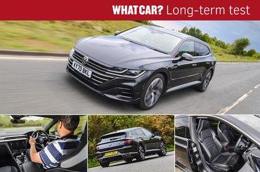 Volkswagen Arteon SB long-term test review