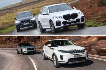 Best hybrid SUVs