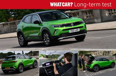 Vauxhall Mokka-e long-term test tiled image