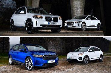 Best electric SUVs