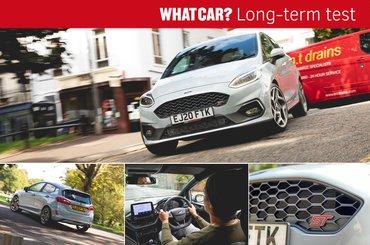 Fiesta ST long-term header Main