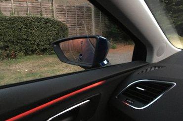 Seat Leon (2013 - present) door mirror control