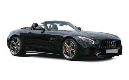 New Mercedes-AMG GT Roadster <br> deals & finance offers