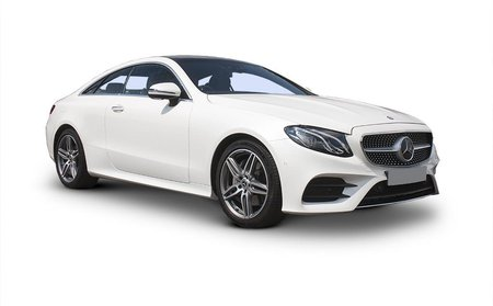 New Mercedes-Benz E-Class Coupé <br> deals & finance offers