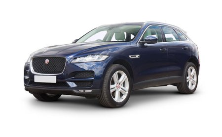 New Jaguar F-Pace <br> deals & finance offers