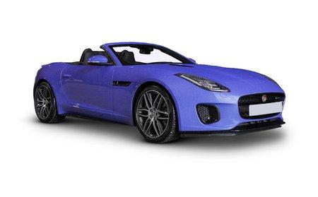 New Jaguar F-Type Convertible <br> deals & finance offers