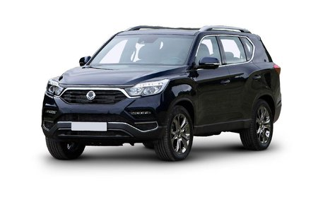 New Ssangyong Rexton <br> deals & finance offers