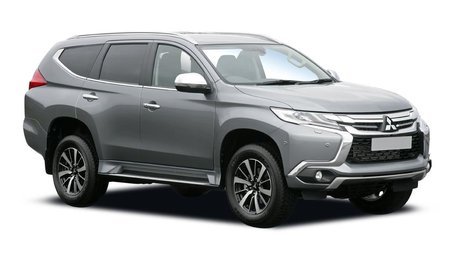 New Mitsubishi Shogun Sport <br> deals & finance offers