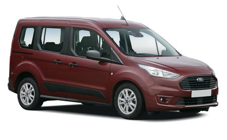 New Ford Tourneo Connect <br> deals & finance offers