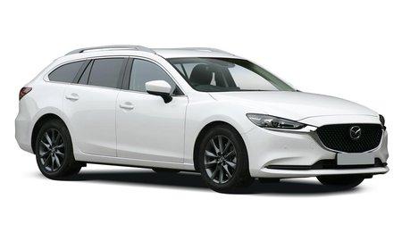New Mazda 6 Tourer <br> deals & finance offers