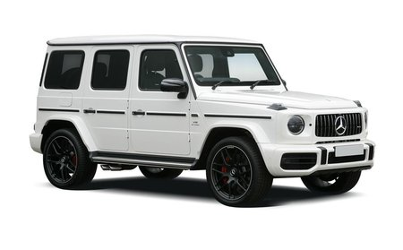 New Mercedes-Benz G-Class <br> deals & finance offers
