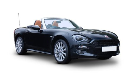 New Fiat 124 Spider <br> deals & finance offers