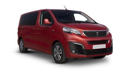 New Peugeot Traveller <br> deals & finance offers