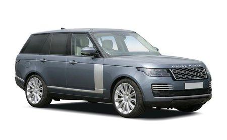 New Range Rover <br> deals & finance offers
