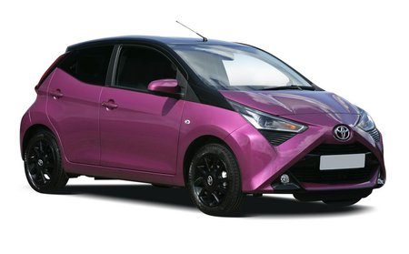 New Toyota Aygo <br> deals & finance offers