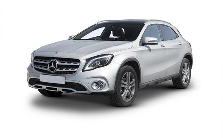 New Mercedes-Benz GLA <br> deals & finance offers