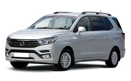New Ssangyong Turismo <br> deals & finance offers