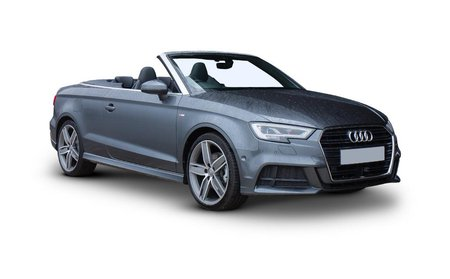 New Audi A3 Cabriolet <br> deals & finance offers