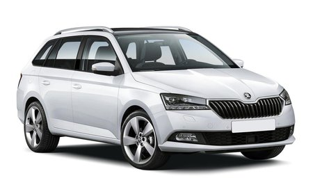 New Skoda Fabia Estate <br> deals & finance offers
