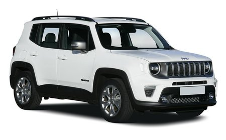 New Jeep Renegade <br> deals & finance offers