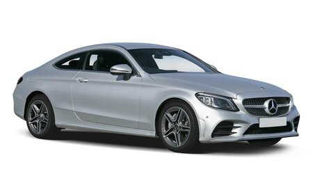 New Mercedes C Class Coupe <br> deals & finance offers