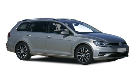 New Volkswagen Golf Estate <br> deals & finance offers