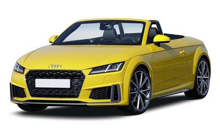 New Audi TT RS <br> deals & finance offers