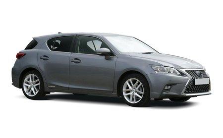 New Lexus CT <br> deals & finance offers