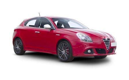 New Alfa Romeo Giulietta <br> deals & finance offers