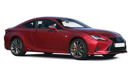 New Lexus RC <br> deals & finance offers