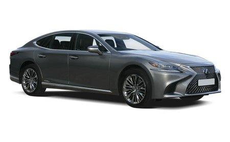 New Lexus LS <br> deals & finance offers