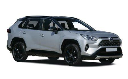 New Toyota RAV4 <br> deals & finance offers