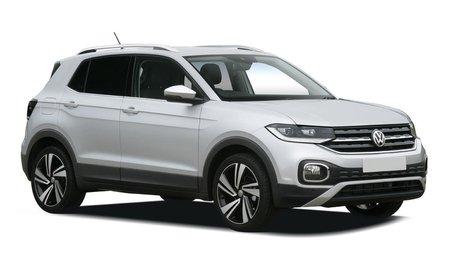 New Volkswagen T-Cross <br> deals & finance offers