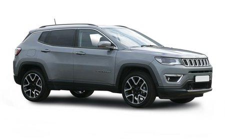 New Jeep Compass <br> deals & finance offers