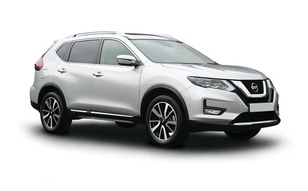 New Nissan X-Trail <br> deals & finance offers