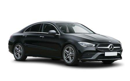 New Mercedes-Benz CLA <br> deals & finance offers