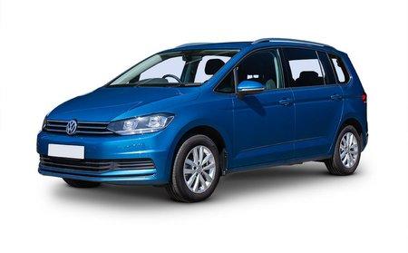 New Volkswagen Touran <br> deals & finance offers