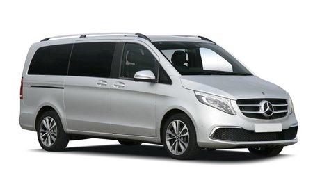 New Mercedes-Benz V-Class <br> deals & finance offers
