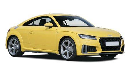 New Audi TT <br> deals & finance offers