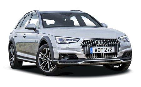 New Audi A4 Allroad <br> deals & finance offers